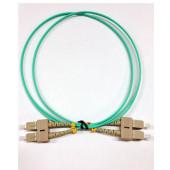 FIBERPATCH SC-SC 50/125 OM3 LSOH 2M
