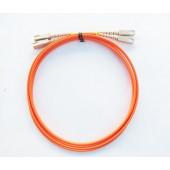 FIBERPATCH SC-SC 62,5/125MM LSOH 0,5M